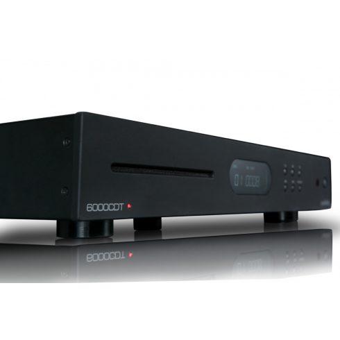 Audiolab 6000CDT CD-lejátszó - fekete + választható Kedvezmény!