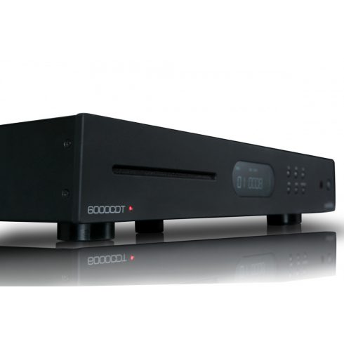 Audiolab 6000CDT CD-lejátszó - fekete