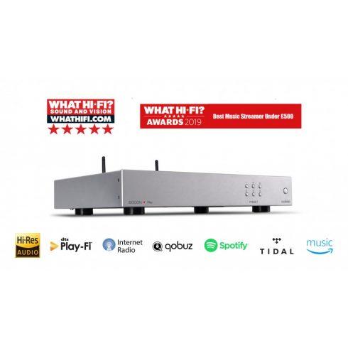 Audiolab 6000N Play hálózati lejátszó - ezüst + Választható Kedvezmény!