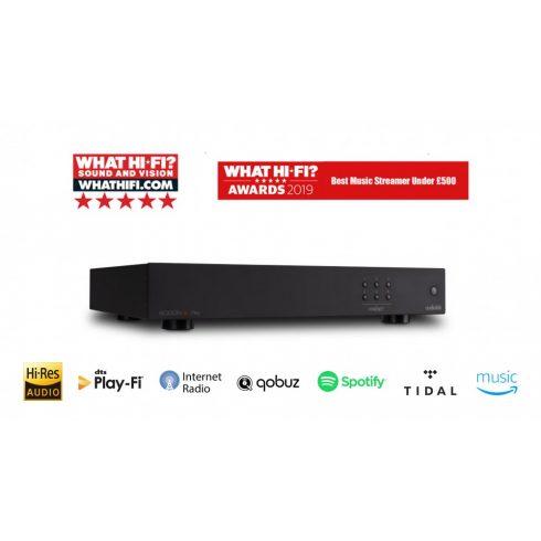 Audiolab 6000N Play hálózati lejátszó - fekete + Választható Kedvezmény!