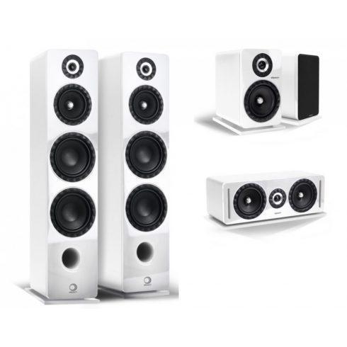 Elipson Prestige Facet 24F 5.0 hangfalszett - fehér