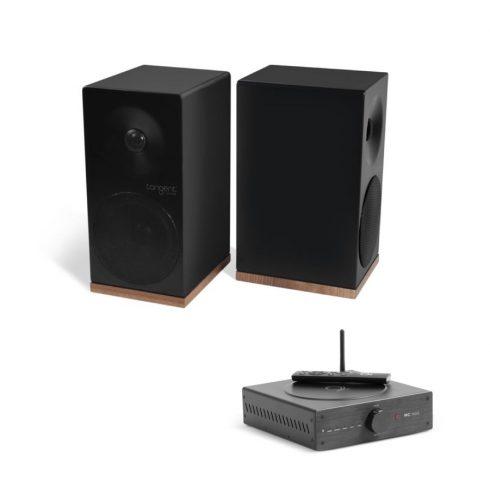 Elipson MC Mini + Tangent Spectrum X5 - fekete/szatén fekete