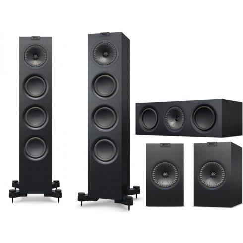 KEF Q550 5.0 hangfalszett- fekete