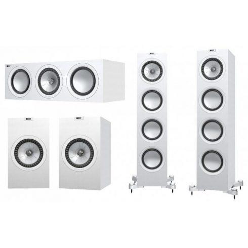 KEF Q550 5.0 hangfalszett- fehér