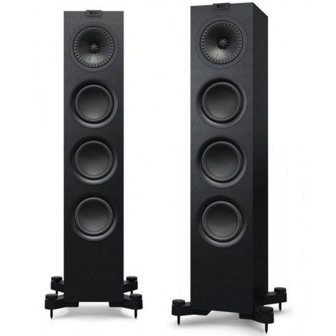 Kef Q 550 - fekete + választható Kedvezmény!