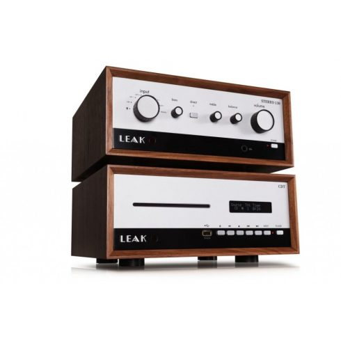 LEAK sztereó szett (Stereo 130 + CDT) - dió