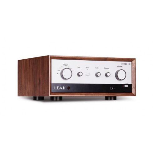 LEAK Stereo 130 sztereó erősítő - dió