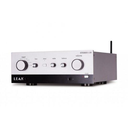 LEAK Stereo 130 sztereó erősítő - ezüst