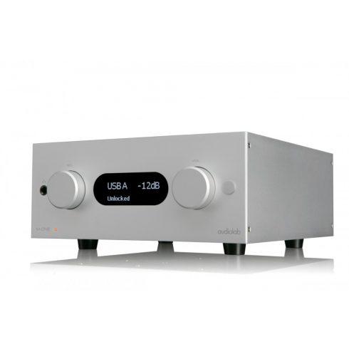 Audiolab M-ONE - ezüst + választható Kedvezmény!