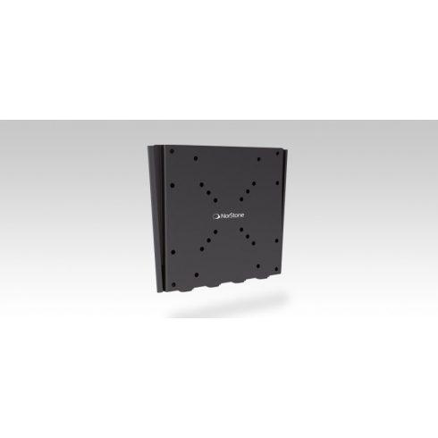 NorStone Slim V200 univerzális fali TV konzol fekete