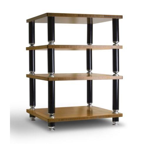 NorStone Stabbl Bamboo Hifi készüléktartó állvány