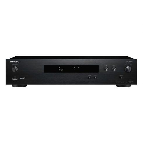 Onkyo NS-6170 hálózati lejátszó - fekete + választható Kedvezmény!