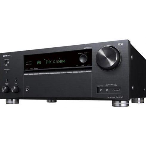Onkyo TX-RZ740 9.2 - fekete + értékes ajándék vagy azonnali árengedmény!