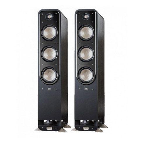Polk Audio Signature  S60E - fekete + választható Kedvezmény!