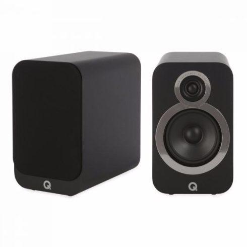 Q Acoustics 3010i - fekete + választható Kedvezmény!
