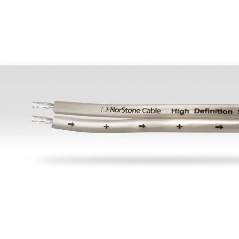 NorStone SV250 ezüstözött hangsugárzó kábel