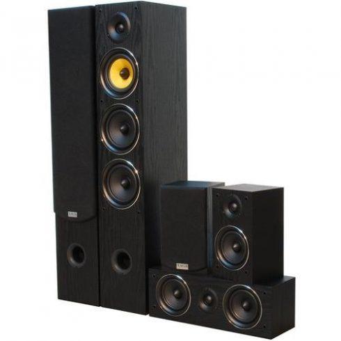 Taga Harmony TAV 506 v.2 5.0 hangfalszett- fekete