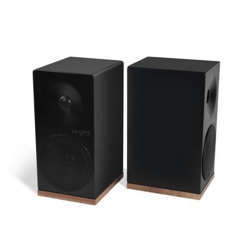 Tangent Spectrum X4 - szatén fekete + Ajándék páratartalom mérő/ébresztő óra