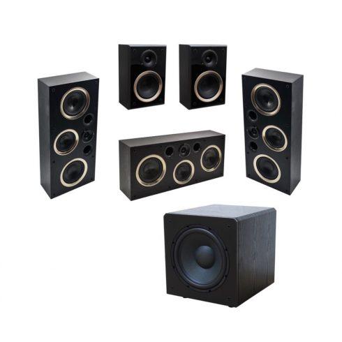Taga Harmony OW-60 LCR 5.1 hangfalszett - fekete