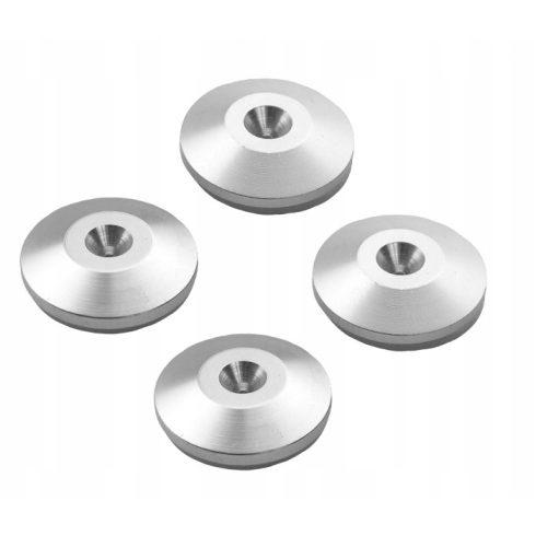 Taga Harmony aluminium tüskealátét (szett) - ezüst