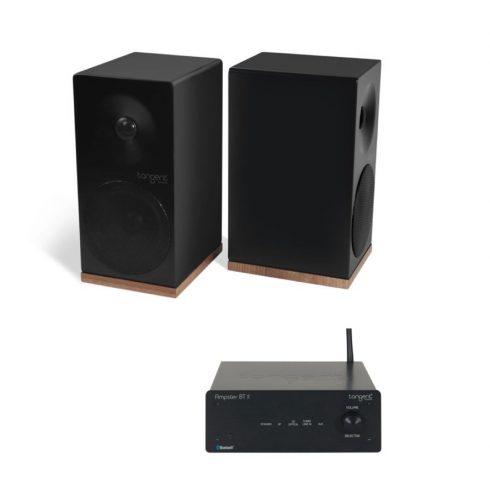 Tangent AmpsterII X5 sztereó rendszer - fekete/szatén fekete