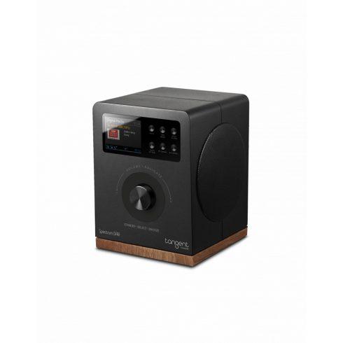 Tangent Spectrum DAB+/FM/BT rádió és Bluetooth hangszóró - fekete