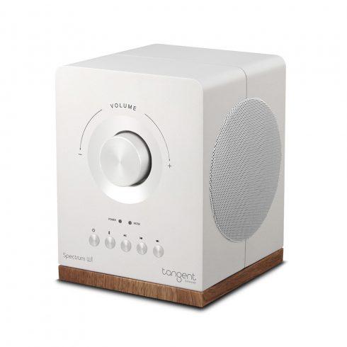 Tangent Spectrum W1 Google Cast/Bluetooth hangszóró - fehér