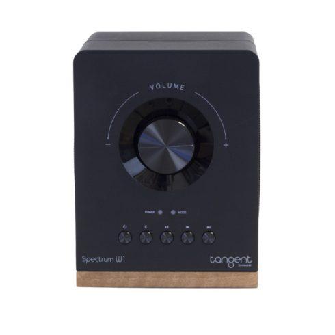 Tangent Spectrum W1 Google Cast/Bluetooth hangszóró - fekete
