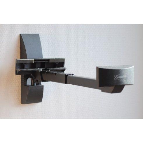 Vogel's VLB200  fali hangsugárzó tartó(pár) fekete
