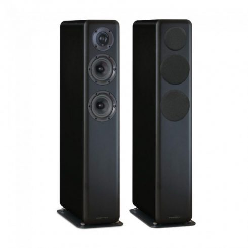 Wharfedale D330 - fekete - Extra Akció!