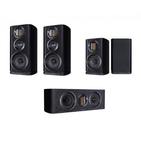 Wharfedale EVO 4.2 5.0 hangfalszett - fekete