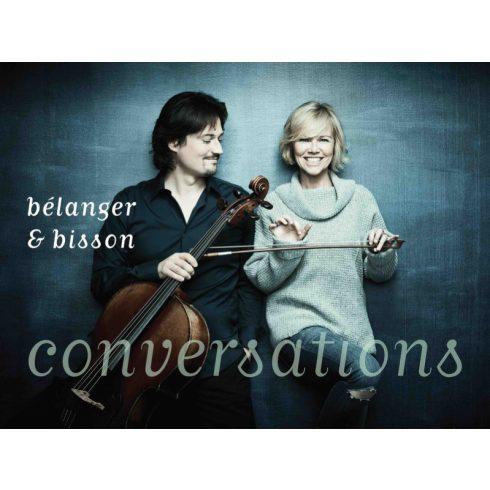 XLO Belanger & Bisson 'Conversations' CD-lemez
