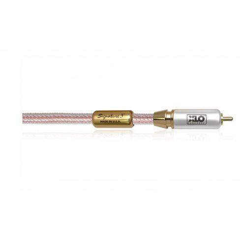 XLO Signature-3 koaxális digitális összekötő kábel - 0,5M