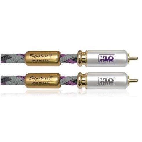 XLO Signature-3 RCA audio összekötő kábel - 0,5M
